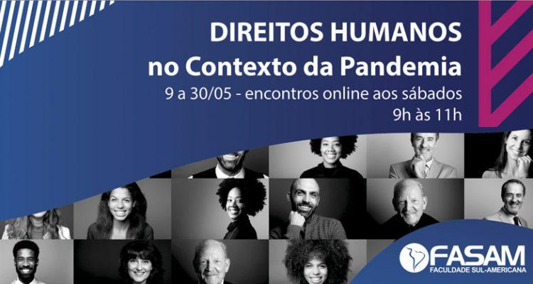 Direitos Humanos no Contexto da Pandemia